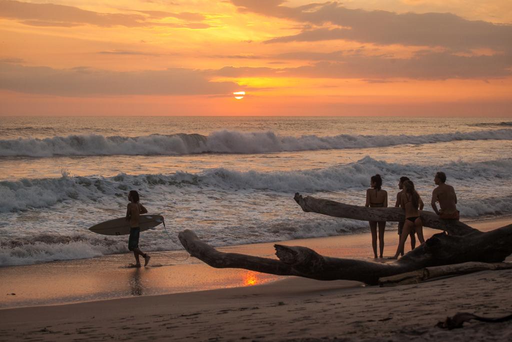 Коста Рика 2017: серфинг, природа и «Pura Vida»