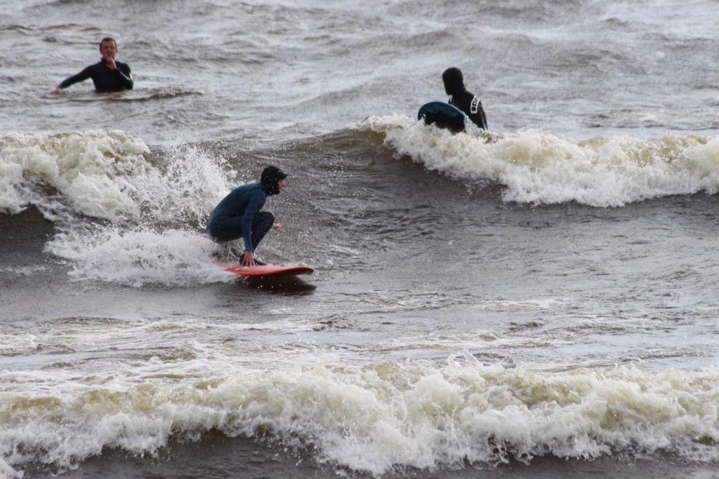 серфинг Мысовский Ладога