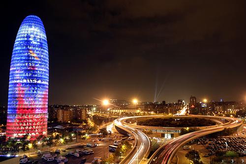 new year, 2013, agbar tower