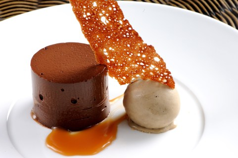 Chocolate Delice (The Montagu Arms)