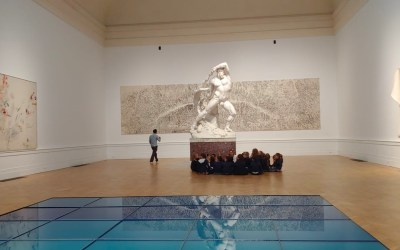 Visita alla Galleria Nazionale d'Arte Moderna (GNAM)