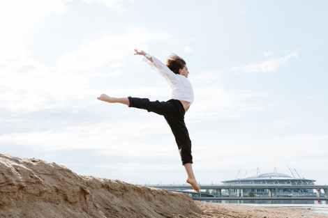 leap of faith, universe has your back, spiritual prayers