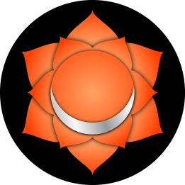 Svadhishthana, sacral chakra, healing, balance your chakras, orange