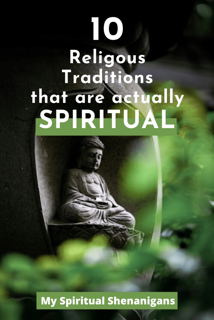 Spiritual Meaning of Religious Rituals & Traditions