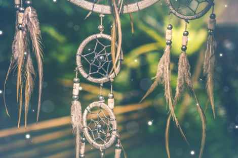dreamcatcher, divine intervention, spiritual healing, sacred space