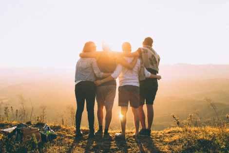 find your tribe, spiritual community, make more spiritual friends