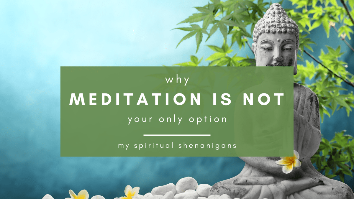 The Four Paths to Enlightenment & Why Meditation Is NOT Your Only Option