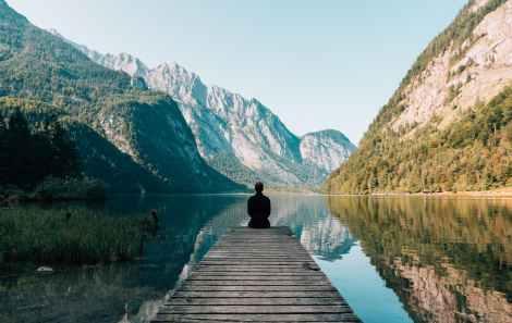 peace, solitude