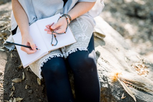 journaling, grounded