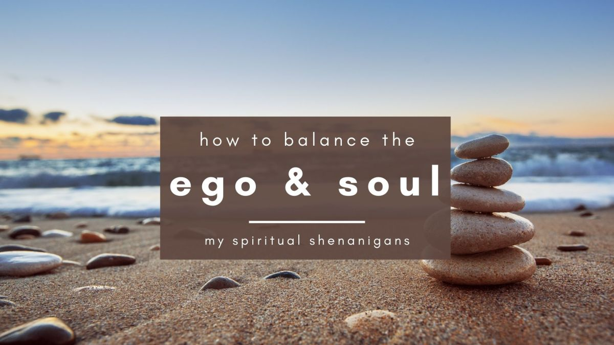 How to Balance the Ego & the Soul, by Chris Cade