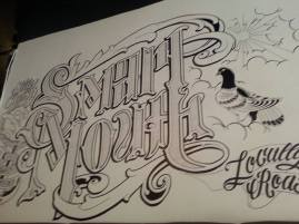 Smart Mouth Coffee mural