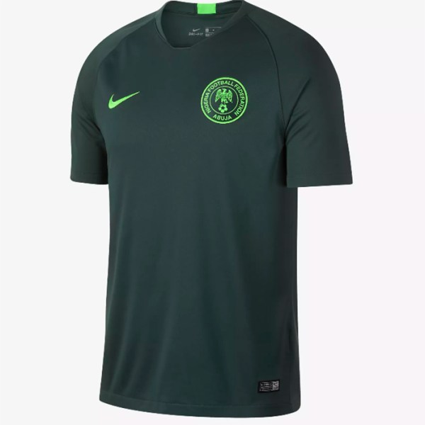 73217694af Nigeria 2018 World Cup Away Jersey