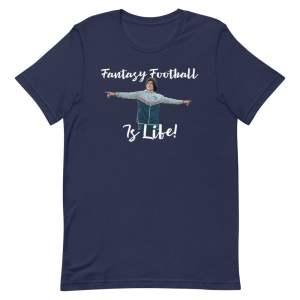 ted lasso dani rojas fantasy football is life