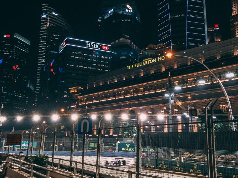 2021 Singapore Grand Prix (Formula One) – Cancelled
