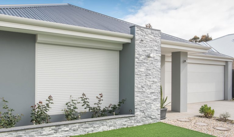 What do you need to know about the insurance of the roller shutters?