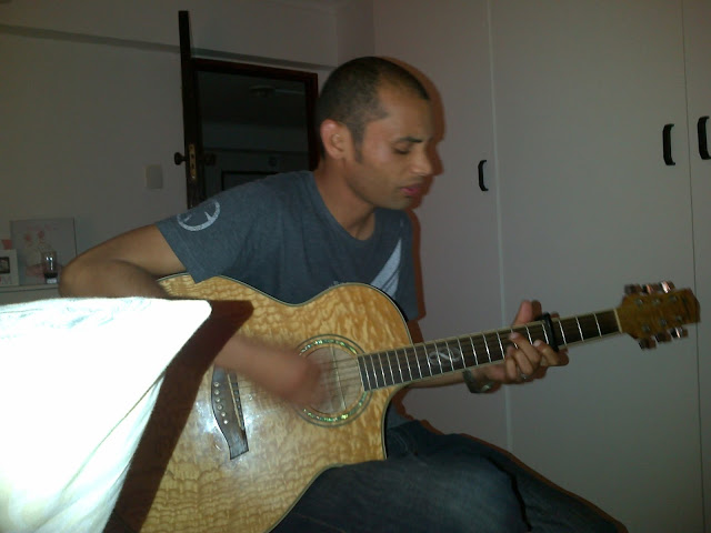 serenading while im in labor