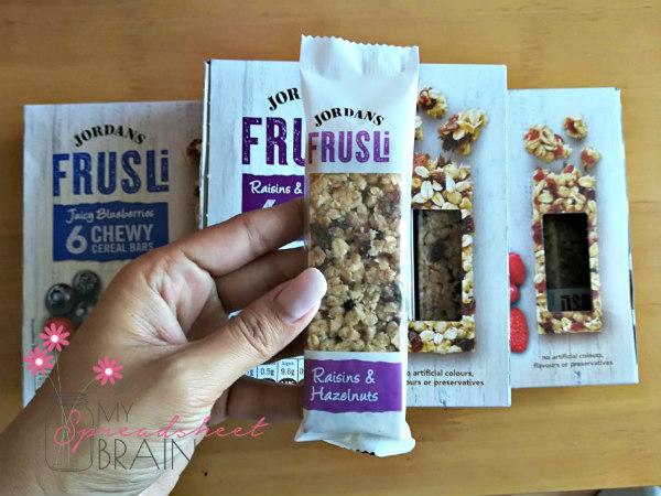 Frusli Cereal Bar