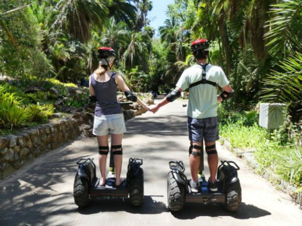 Nelson Mandela Bay - Summer lovin' on a Segway