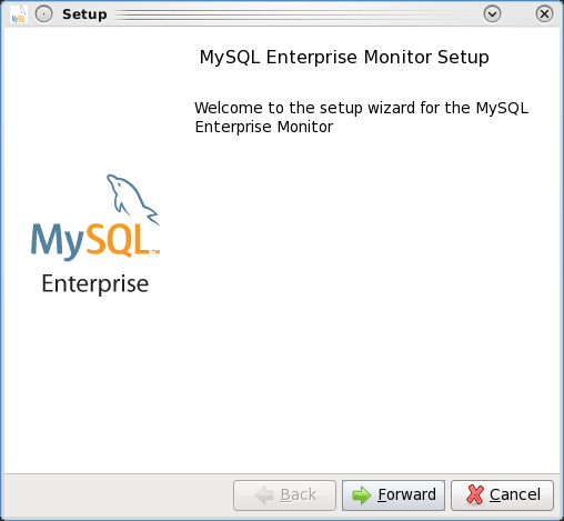 Installing the MEM 3.0 Service Manager - Step 3: Ready to start the actual install process