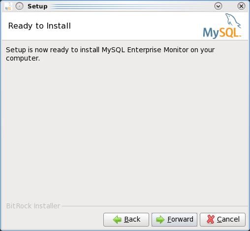 Installing the MEM 3.0 Service Manager - Step 9: Configuration completed
