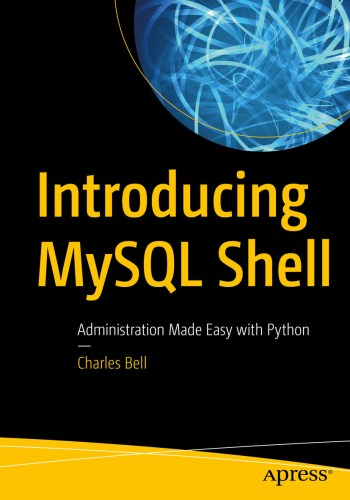 Cover for Introducing MySQL Shell