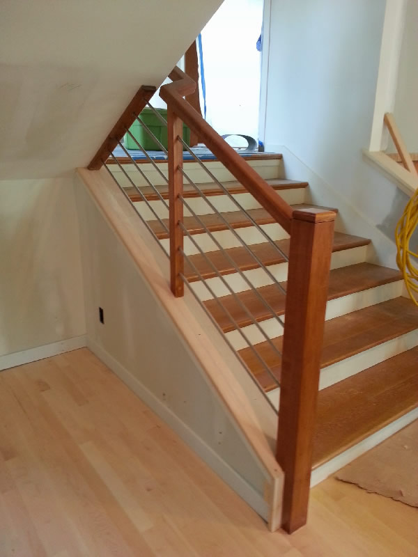 Renovations Loudoun Stairs