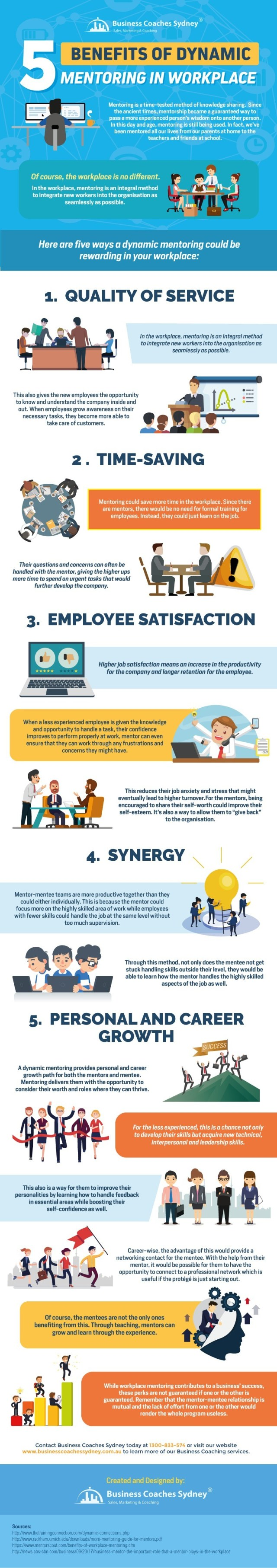 Benefits Of Dynamic Mentoring In The Workplace - MyStartupLand
