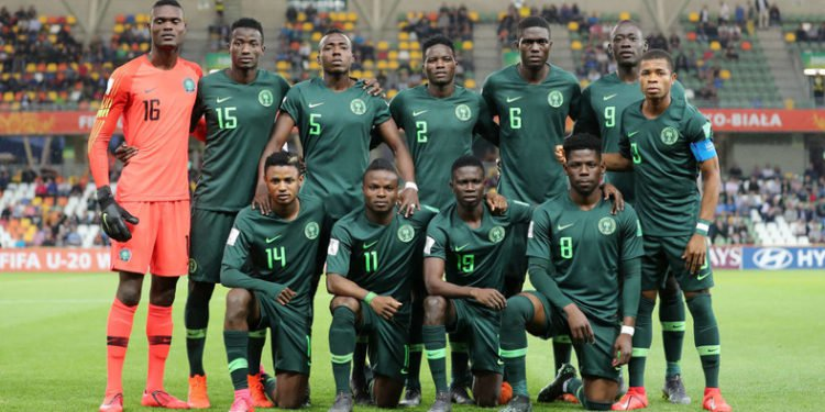 Flying Eagles crash out