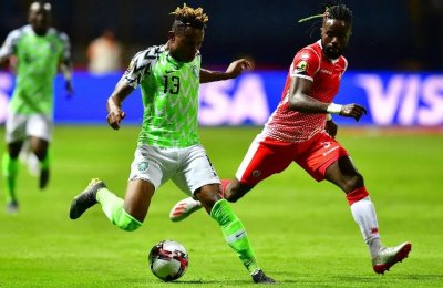 Where To Watch Nigeria vs Guinea Live In Nigeria, USA and UK