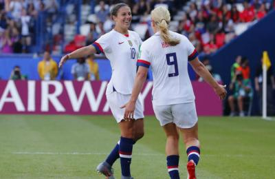 Watch Spain vs USA Live Streaming Women's World Cup 2019