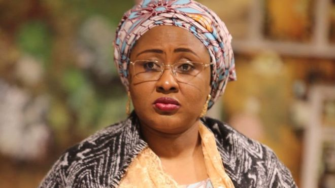 Buhari orders Nigerians to address Aisha Buhari as 'First Lady'