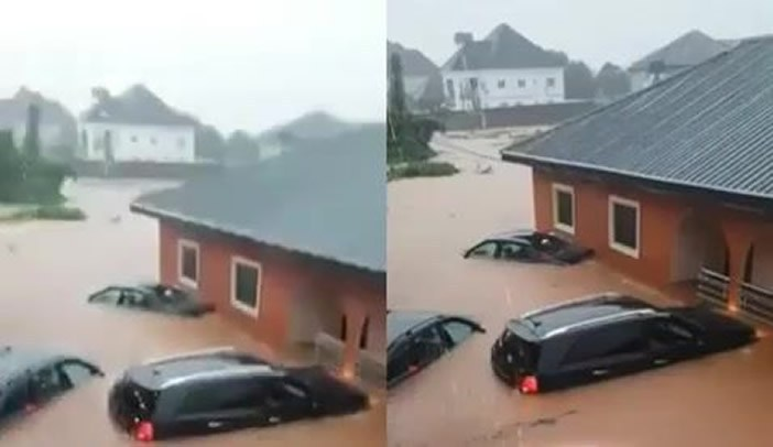 Two die during a heavy downpour of rain in Benin