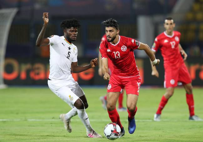 Madagascar vs Tunisia Live streaming
