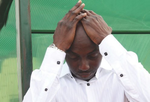 Samson Siasia's mother kidnapped