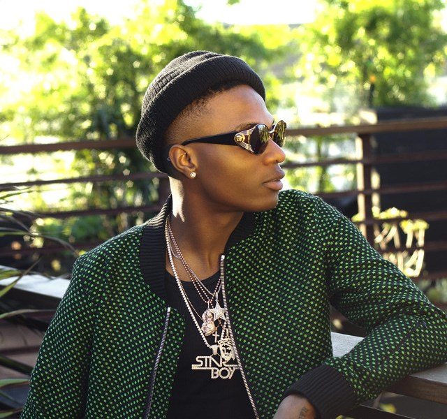 Wizkid's baby mama accuses HIM of domestic violence