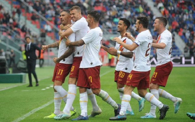 Lecce vs AS Roma