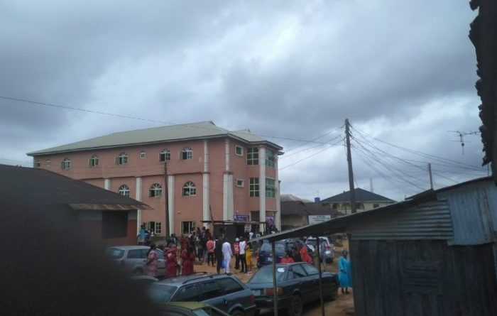 Drama in church as jilted ex-lover stops wedding