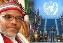 UN Invites Nnamdi Kanu For Dialogue Over Biafra Declaration by June 30th