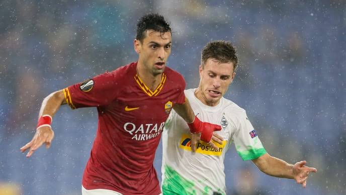 B. Monchengladbach vs AS Roma