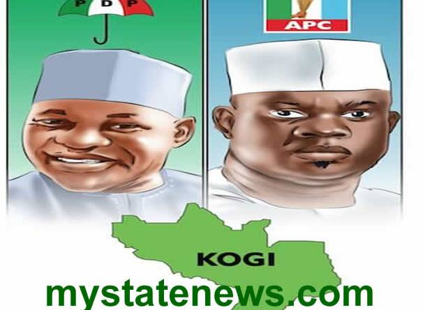 Kogi Governorship election results