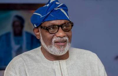 Just In: Ondo State Governor Rotimi Akeredolu tests Positive of COVID-19