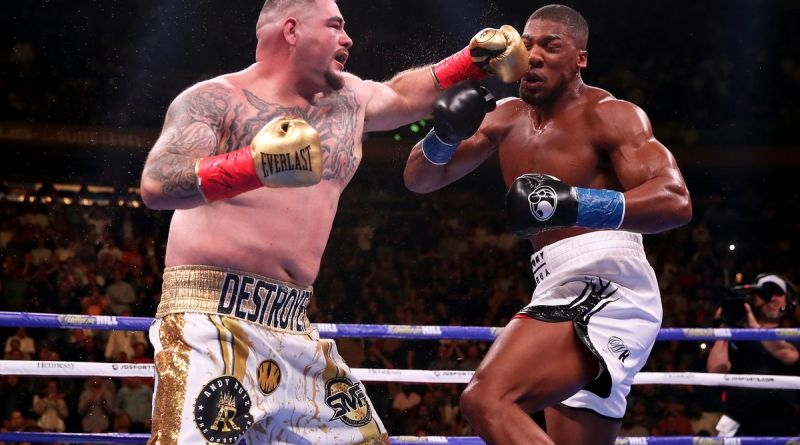 Anthony Joshua vs Andy Ruiz Jr: Buhari charged to support Nigerian sportsmen