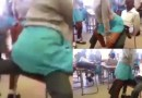 Viral Video Of A Secondary School Student Who Was Caught Giving Male Classmate A Lap Dance