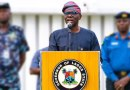 The state governor, Babajide Sanwo-Olu,