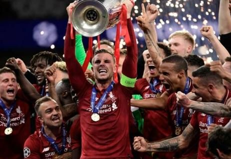 Liverpool Crowns EPL Champion