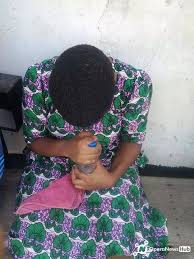 Living confidence church deaconess who mistreated 14-year-old young lady with hot blade in genital zone, concedes, remanded in jail