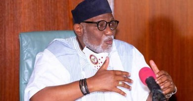 Senator Akeredolu fights 11 others for APC's Ondo governorship political decision ticket