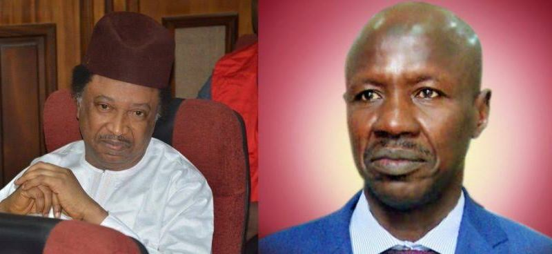 EFCC under Magu was a fort, a cesspool, a cathedral and castle of corruption —Senator Shehu Sani