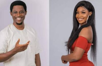 "#BBNaijaReunion Drama: Seyi And Tacha Fight After Seyi Refers To Tacha As a Puta ""Prostitute"" (Video)"