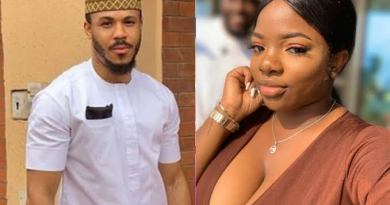 #BBNaija: Dorathy is the real 'GOAT', See what she did to Prince when she caught him checking Nengi out
